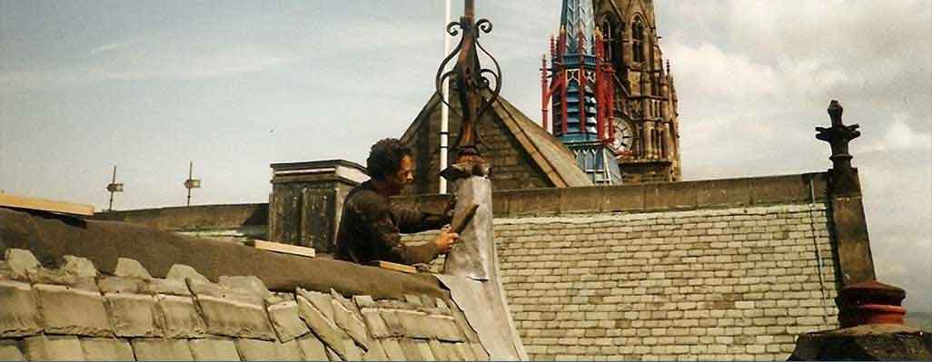Rochdale Roofers old